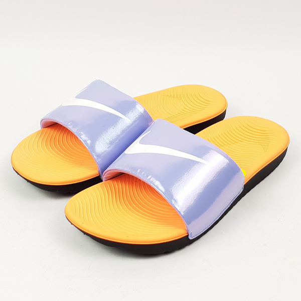 NIKE 童 NIKE KAWA SLIDE SE (GS/PS) 拖鞋- AJ2503001