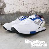 PONY 白 藍 星空 皮革 輕量 透氣 慢跑鞋 男 (布魯克林)  63M1MK01SW  63W1MK01SW
