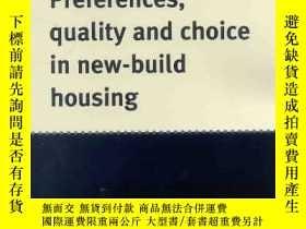 二手書博民逛書店Preferences,罕見Quality and Choice