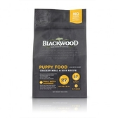 【BLACKWOOD】柏萊富特調幼犬成長配方雞肉+糙米-5磅