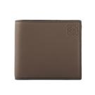 【LOEWE】粒面小牛皮對開8卡短夾(深苔蘚綠/內裡黑) C660302X02 1729