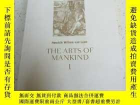 二手書博民逛書店THE罕見ARTS OF MANKIND (I):人類的藝術(英