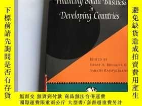 二手書博民逛書店New罕見Perspectives on Financing Small Business in Develpin
