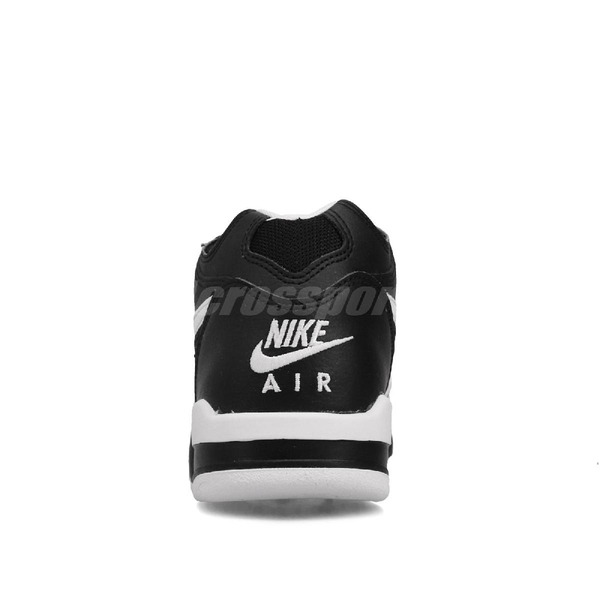 【六折特賣】Nike 休閒鞋 Air Flight 89 黑 白 男鞋 女鞋 運動鞋 【ACS】 CU4833-015