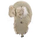 Snow Travel 雪之旅 AR-55卡其 極地保暖遮耳帽 極地帽/雪地帽/保暖毛帽/遮耳帽/滑雪保暖帽