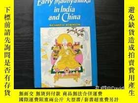 二手書博民逛書店Early罕見Mādhyamika in India and ChinaY443410 Richard H.