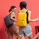 登山包 小米炫彩小背包男女雙肩包旅行防水登山包學生書包背包【快速出貨八折搶購】