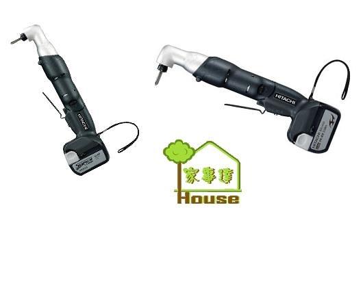 [ 家事達 ]HITACHI--WH14DCL 日立 90度充電式衝擊起子機-14V   特價  雙電池3.0AH×2