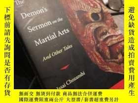 二手書博民逛書店the罕見demon s sermon on the marti