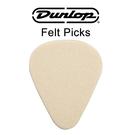 小叮噹的店-PICK 彈片 美國Dunlop 8011 Felt Pick Nick Lucas 羊毛氈