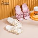 流氓兔涂鴉2021新款拖鞋女一家三口家用室內可愛親子鞋涼拖鞋男士 設計師