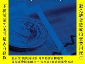 二手書博民逛書店Euro罕見Crash: The Implications Of Monetary Failure In Euro