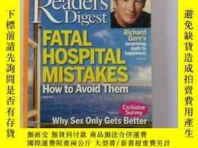 二手書博民逛書店Readers罕見digest 2003 FebruaryY19