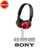 SONY MDR-ZX310AP 耳戴式立體聲耳機 (紅)  台灣索尼 公司貨