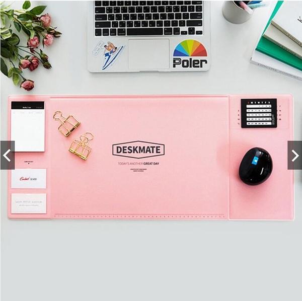 【現貨快速出貨】eonbest甜美多功能商務辦公家用防水大電腦桌墊鼠標墊igo