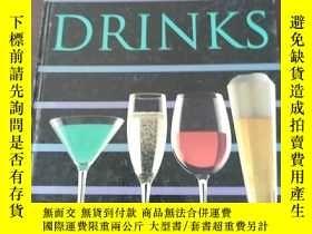 二手書博民逛書店drinks罕見(英文原版)Y271942 VINCENT GA
