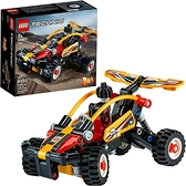 LEGO 樂高 Technic Buggy 42101沙丘越野車玩具組裝套件(117件)