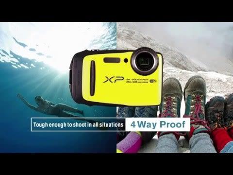 國民旅遊卡 晶豪泰 現金 學生分期 FUJIFILM XP90 防水 防震 防凍 防塵 多重防護 運動相機 (公司貨)
