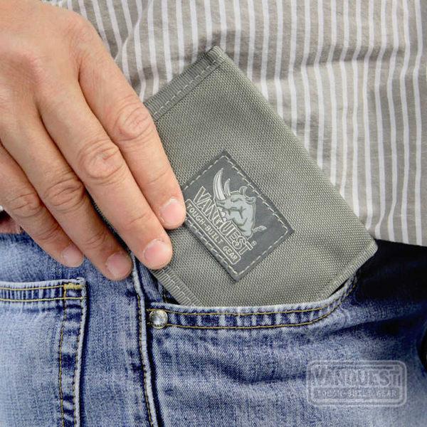 VANQUEST個資保護科技錢包CACHE 2.0 RFID系列