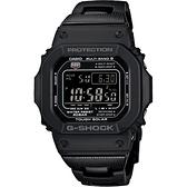 CASIO 卡西歐 G-SHOCK 太陽能電波手錶 GW-M5610BC-1 / GW-M5610BC-1JF