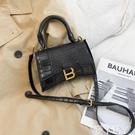 手提包 質感沙漏包2021新款時尚手提包...