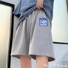 休閒短褲 休閒運動短褲女夏季寬鬆韓版薄款顯瘦直筒百搭五分褲子潮ins 618購物節