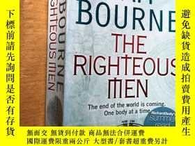 二手書博民逛書店The罕見Righteous MenY261601 Sam Bo
