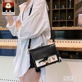 北包包小包包新款女包時尚單肩斜挎包ins百搭質感洋氣小方包 FX3502 【東京潮流】