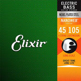 【敦煌樂器】Elixir EXXB-14077 貝斯套弦