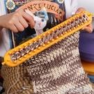 送男友女自織圍巾毛線團粗線牛奶情人棉新手懶人神器編織材料包 小艾新品