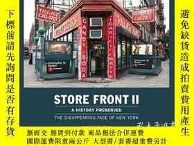 二手書博民逛書店Store罕見Front II - A History Pres