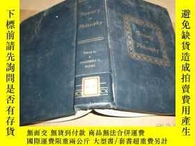 二手書博民逛書店A罕見TREASURY OF PHILOSOPHY VOLUME
