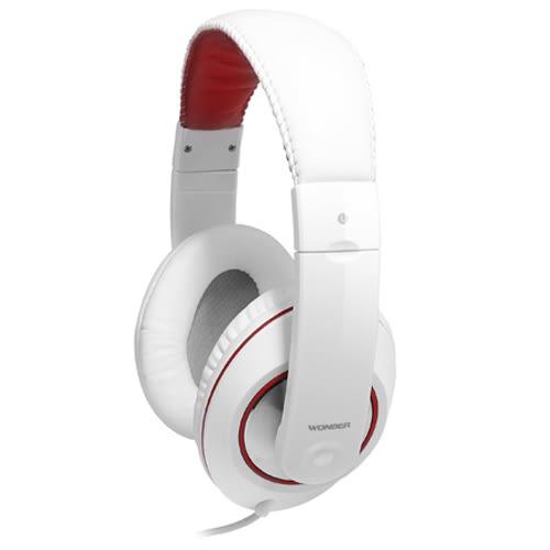 WONDER旺德 高音質頭戴式耳機WA-E12H【愛買】