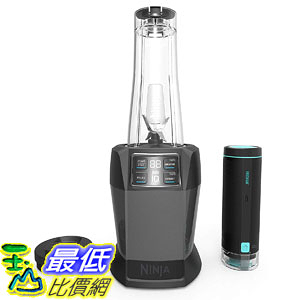 [8美國直購] 攪拌機 Nutri Ninja Blender with FreshVac Technology 1100-Watt Auto-iQ Base 2 Manual Speeds (BL580)