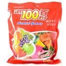 【一百份】綜合水果QQ糖 300g (賞味期限:2019.12.01)