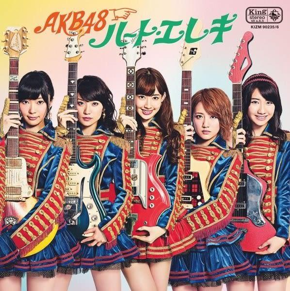 AKB48 真心電流 Type-A CD附DVD(購潮8)