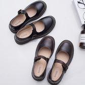 娃娃鞋日系娃娃鞋女秋季新款復古圓頭學院風搭扣小皮鞋lolita軟妹單鞋 衣間迷你屋