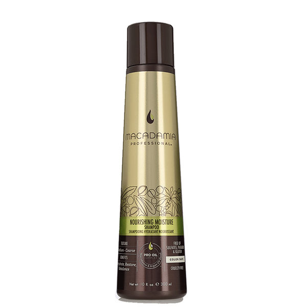 《Macadamia》 Professional 瑪卡奇蹟油 潤澤髮浴 300ml(公司貨)