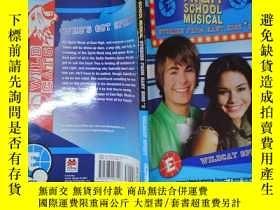二手書博民逛書店Disney罕見High School Musical: Wil