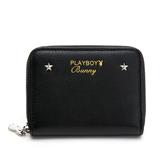 PLAYBOY-  零錢包 BLING BLING BUNNY系列 -黑色