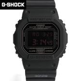 G-SHOCK手錶 消光黑方形電子錶 柒彩年代【NECG21】casio