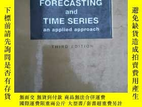 二手書博民逛書店FORECASTING罕見AND TIME SERIESY176