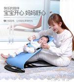 嬰兒搖椅學座椅簡易搖籃哄寶寶哄睡哄娃神器餐椅安撫座椅嬰兒用品 igo 薔薇時尚