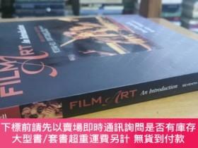 二手書博民逛書店英文原版:FILM罕見ART AN IntroductionY367822 David Bordwell 略