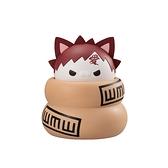 7月預收 玩具e哥 MH限定 NARUTO火影忍者 大貓咪軟膠系列 我愛羅喵 代理83062
