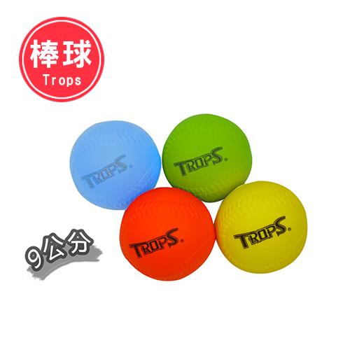 發泡安全棒球9cm(4入)