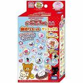 日本 迪士尼 拉拉熊補充包 立體貼紙機DS83407 TAKARA TOMY