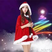 圣誕節服裝成人女生元旦派對cosKTV公主服ds演出套裝金絲絨圣誕裝 QG14345『Bad boy時尚』