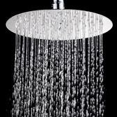 浴室頂噴大淋浴花灑噴頭增壓淋雨洗澡蓮蓬頭沐浴花酒不銹鋼頂噴【完美3c館】