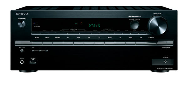 ONKYO TX-NR646 7.2聲道 網路影音環繞擴大機 Dolby Atmos/DTS:X/內建Wi-Fi及藍牙/4K